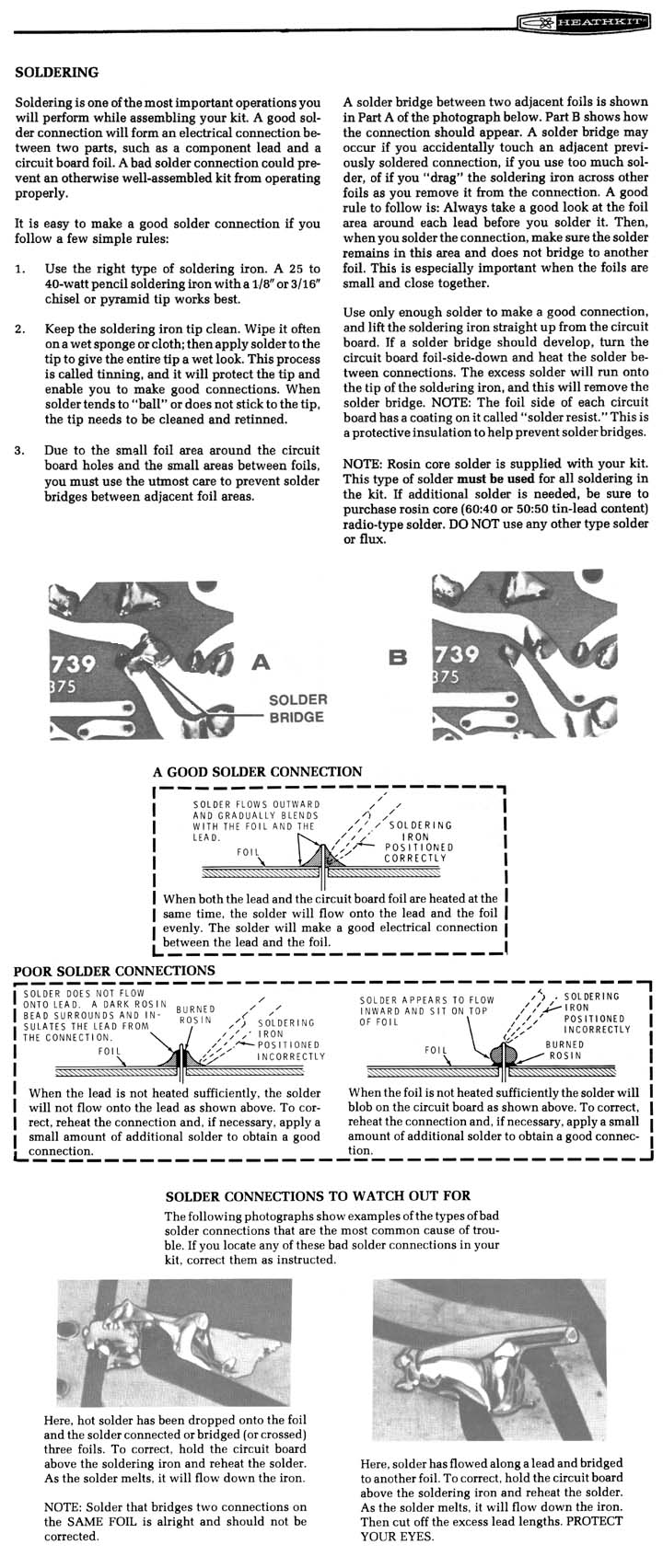 1991 940 Volvo Engine Diagram Circuits And Relays See Also The Excellent Heathkit Discussion