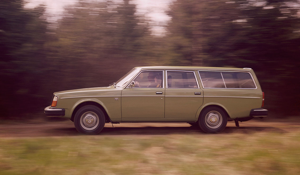 Volvo 240 And 260 Information