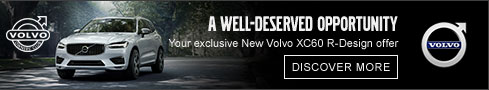 New Volvo XC60 Discount Offer