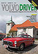 Volvo Driver August 2011