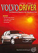 Volvo Driver October 2011