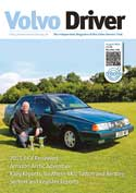 Volvo Driver August 2015