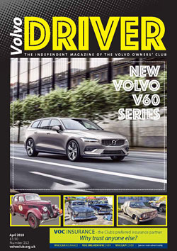 Volvo Driver Issue 212