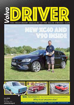 Volvo Driver Issue 213