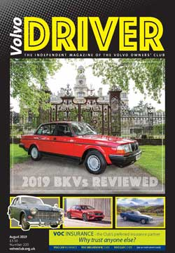 Volvo Driver Issue 220