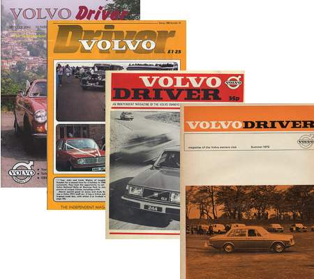 Four Driver magazines