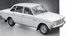 Volvo History. The 1960s