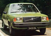 Volvo 343/345 Owners Manual