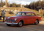 Volvo Amazon Series Owners Manual