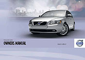 Volvo S40 Owners Manual