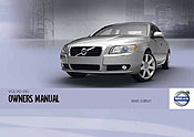 Volvo S80 Owners Manual