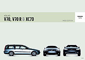 Volvo S70/V70/XC70 Owners Manual
