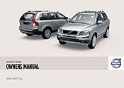 Volvo XC90 Owners Manual