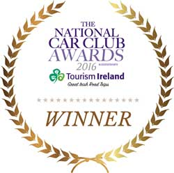 National Car Club Awards Logo
