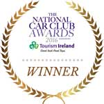 National Car Club Award