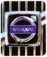 New Volvo badge