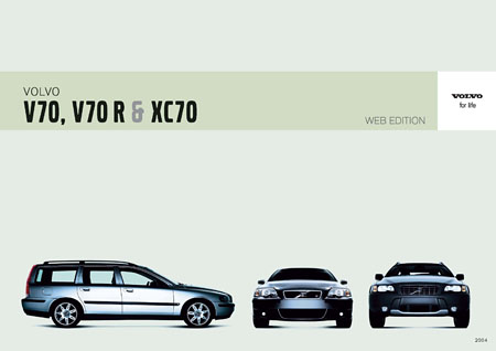 volvo v70 xc70 series owners manuals rh volvoclub org uk Volvo V50 Volvo C70