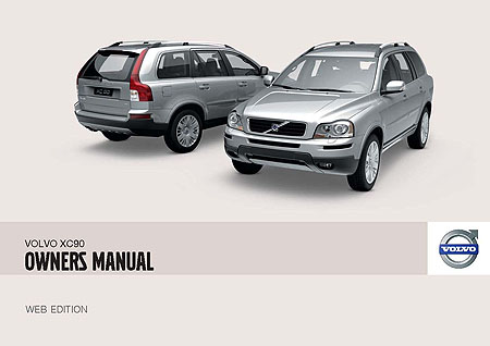 volvo xc90 owners manuals rh volvoclub org uk 2012 Volvo XC90 2012 volvo xc90 owners manual