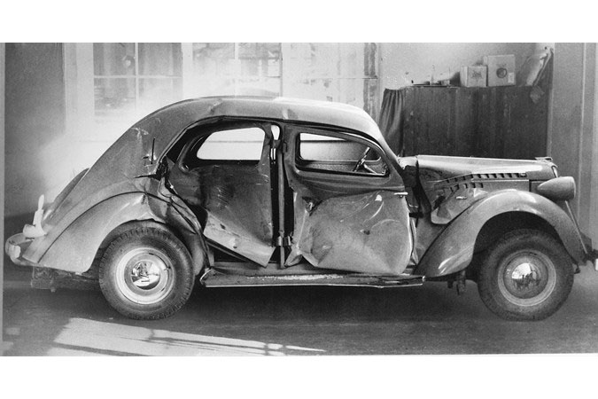 Volvo History. The 1930s