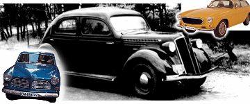 Kuvahaun tulos haulle old volvo 1950