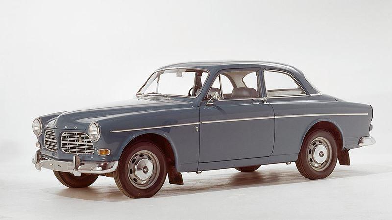 Volvo History Volvo P130 Amazon