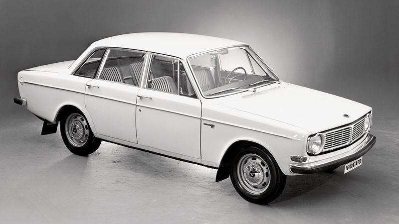 Volvo History Volvo 144