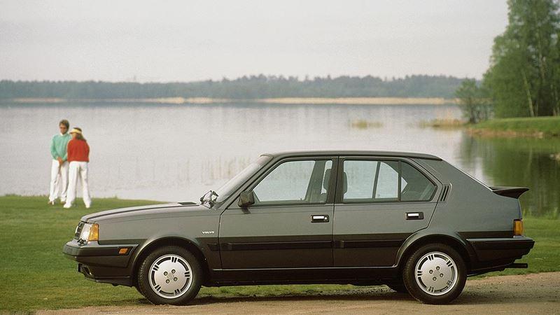 Volvo History. Volvo 360 5 Door
