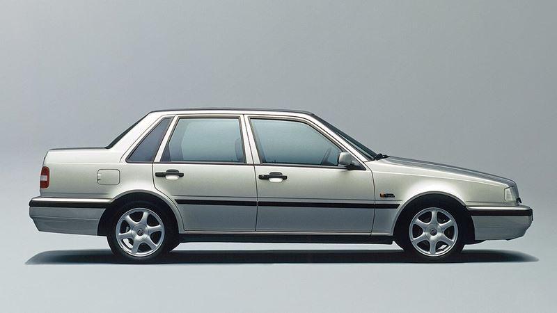 Volvo History. Volvo 460