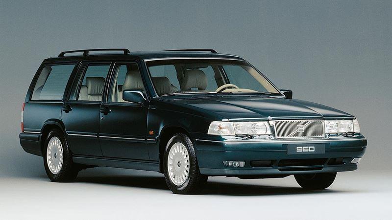 Volvo History. Volvo 960 Estate or Wagon