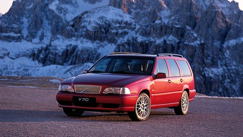 Volvo V V Xc Classic Thumb on 1996 Volvo 850 Interior