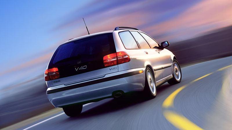 вольво v 40 1995-2004 фото