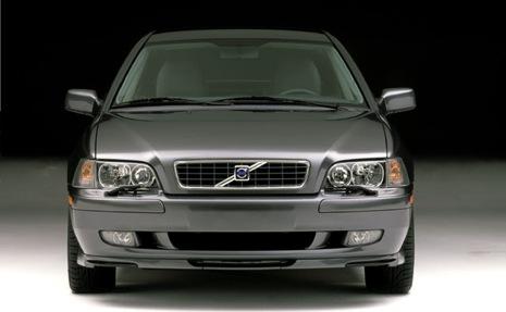 Volvo History. Volvo S40 Phase II