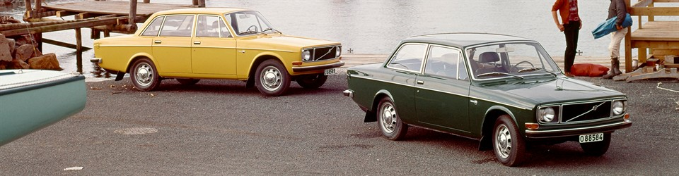 Volvo 142 and 144