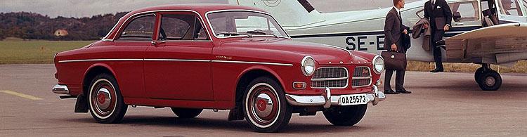 Volvo History Volvo Amazon