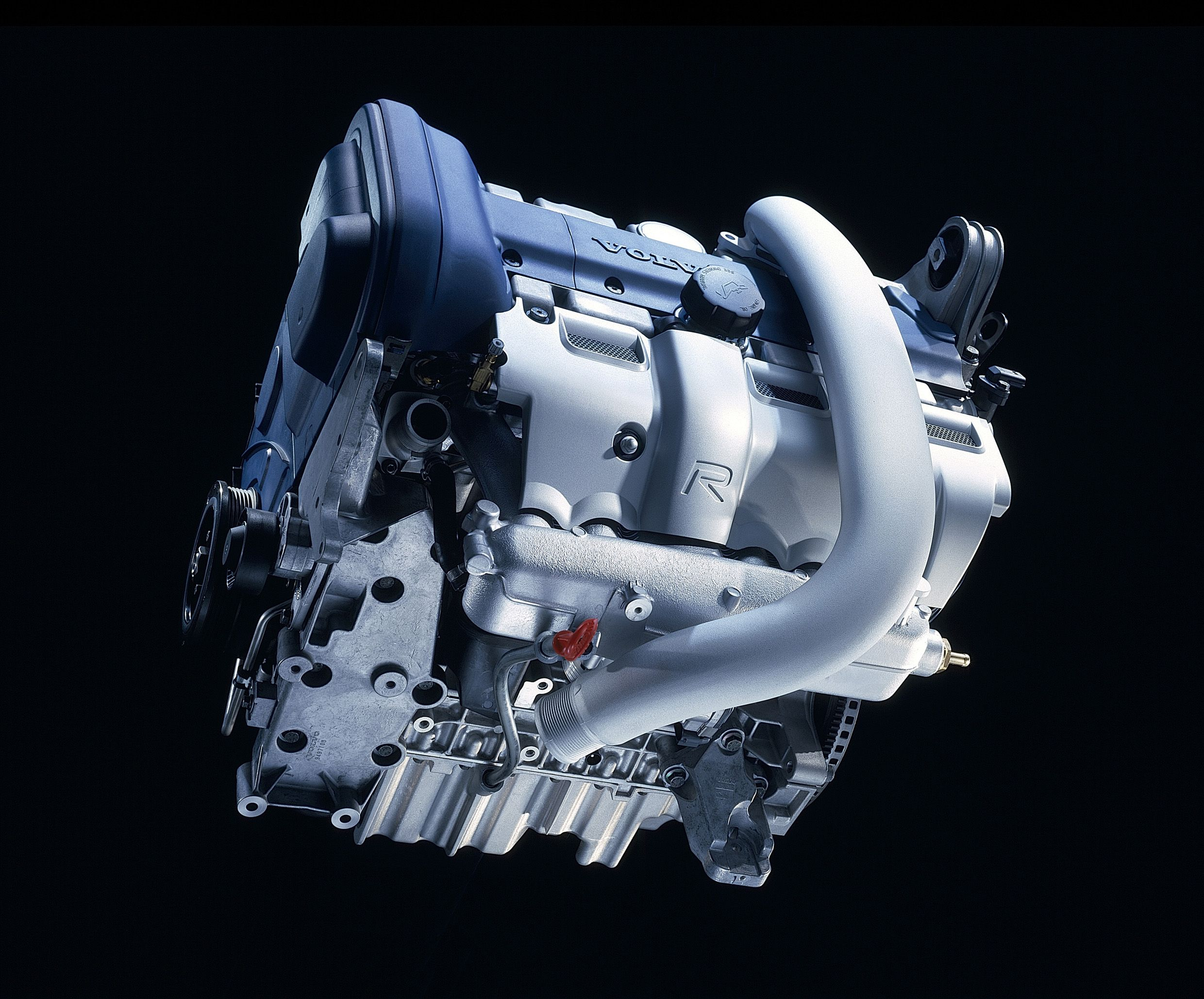 Volvo Engines T5 Engine Diagram S60r V70r