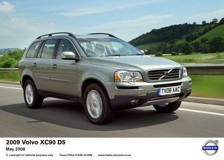Volvo XC90 Model Year 2009