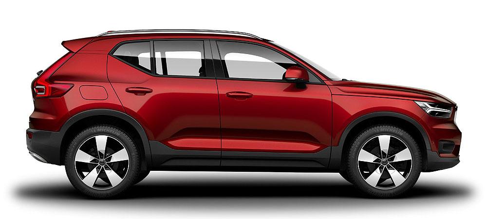 New Volvo Xc40 Uk Prices