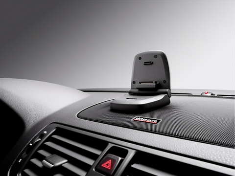 Garmin navigation system fits all new Volvo cars