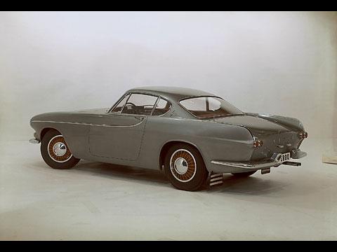 1960 Volvo P1800 prototype