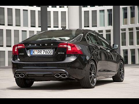 Rear View Camera System >> Volvo S60 T6 Design by Heico Sportiv