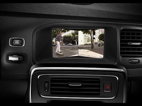 Inside The Volvo V60