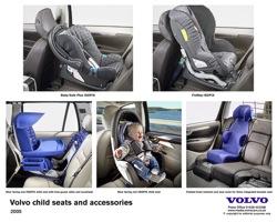 Volvo Child Seats