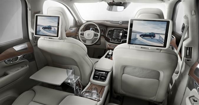 Volvo Xc90 Receives Award