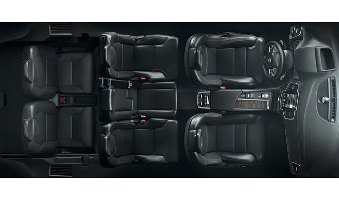 2017 Volvo Xc90 Hybrid >> Volvo XC90 2015 Interior