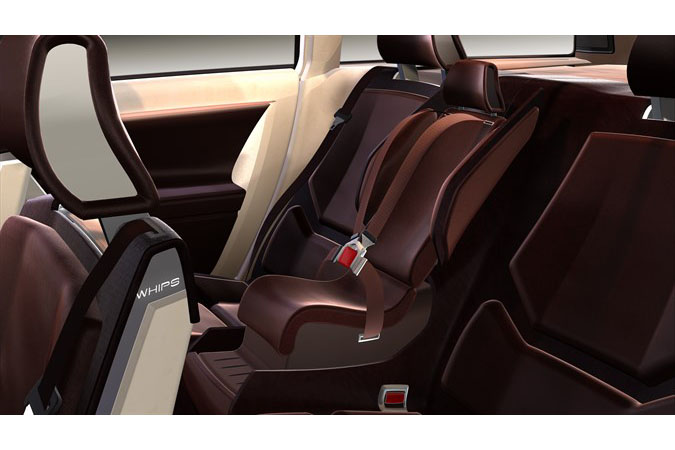 Volvo Cars celebrates 25th anniversary of the integrated booster cushion