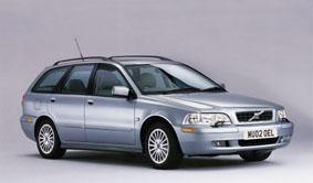 Volvo V40 Model Year 2003