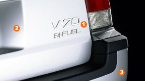 Wonderlijk Volvo Bi-Fuel Road Tests TJ-01