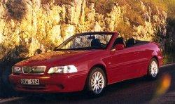 1999 volvo c70 convertible top stuck