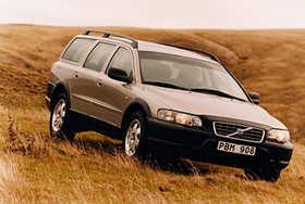 Volvo V70xc Road Test
